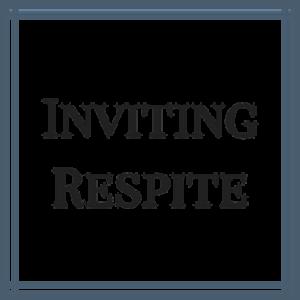 Inviting Respite Boxed Title
